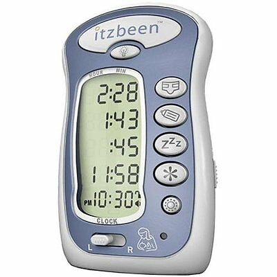 Itzbeen Baby Care Timer---NEW, FACTORY SEALED!!