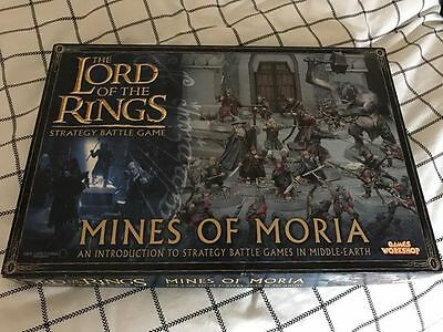 Games Workshop Lord of the Rings Mines of Moria