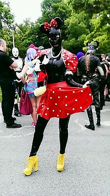Latex Minnie Mouse