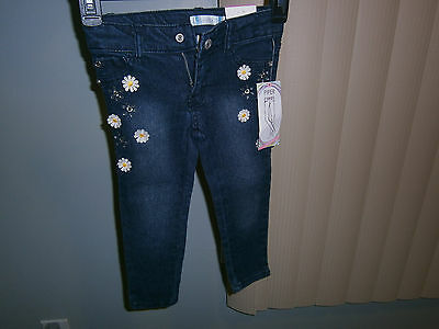 NEW w/tags! Toddler Girls Children place Piper jeans  SIZE 4