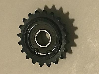 #25 Chain Sprocket IDLER pitch .250 Sprocket 20 Tooth Bore 10 mm