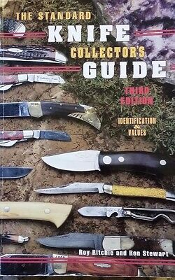 VINTAGE FOLDING KNIFE ID VALUE GUIDE COLLECTOR'S BOOK 688 Pages