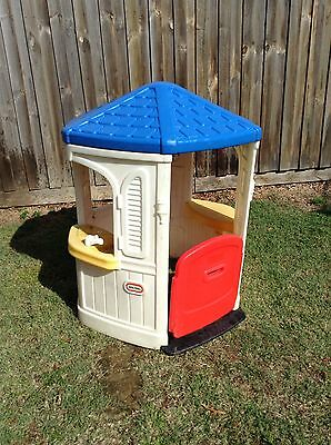 Kids Children Outdoor Cubby House Little Tikes