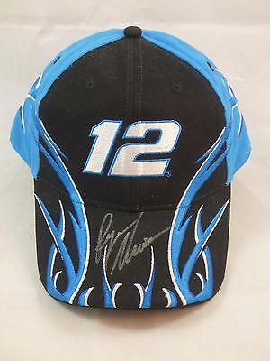 Ryan Newman Signed Autographed Team Caliber Racing Hat