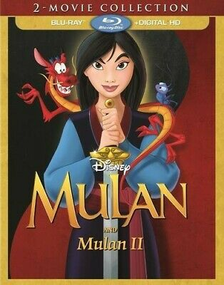 Mulan 2-movie Collection [New Blu-ray] Ac-3/Dolby Digital, Digitally Mastered