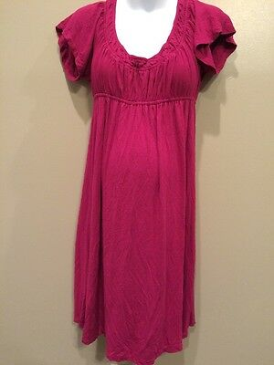 Liz Lange Maternity Medium Nursing Dress