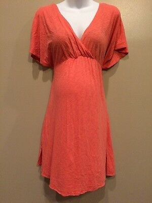 Liz Lange Maternity XS Nursing Dress
