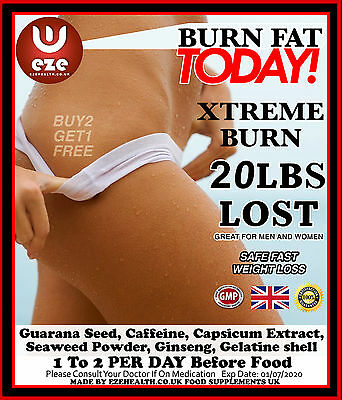 Burn Fat Today, Weight Loss Pills Diet  Strong Slimming Buy 2 Get 1 Free