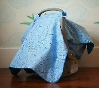 Carseat Canopy Infant Car Seat Canopy Cover 100% Cotton Covers Quality Noa