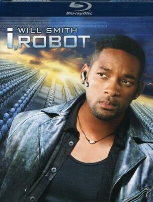 I Robot [New Blu-ray] Dolby, Digital Theater System, Dubbed, Subtitled, Widesc