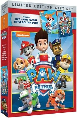 Paw Patrol [New DVD] Gift With Purchase, Widescreen, Ac-3/Dolby Digital