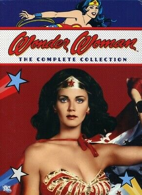 Wonder Woman: The Complete Series Collection [1 DVD Region 1 Complete Collection