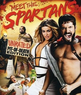 Meet the Spartans [New Blu-ray] Dolby, Digital Theater System, Dubbed, Ac-3/Do