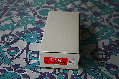 Bigsby B7 Vibrato Tailpiece for Les Paul or thin archtop guitars.