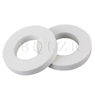 4x 10meter/Roll Cotton Anti-allergy White Adhesive Tapes for Guzheng Pipa Player