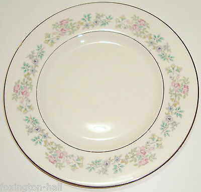 "A Minton Royal Doulton Fine Bone China 8"" Plate ""summer Song"""