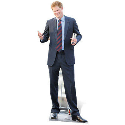 PRINCE HARRY /& MEGHAN MARKLE Royals CARDBOARD CUTOUT Standup Standee Poster F//S