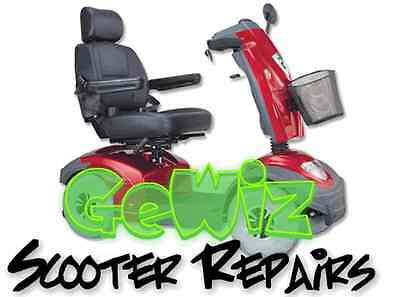 Mobility Scooter and controller repair