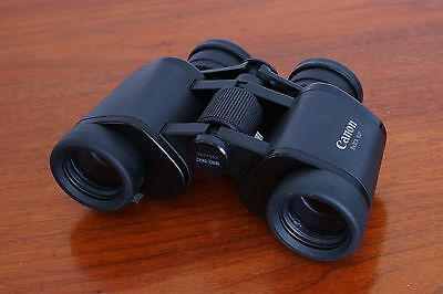 Canon binoculars 8X32A. Very good condition. With soft case.