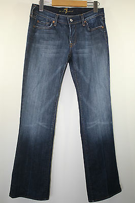 Seven 7 for All Mankind Women's Boot Cut Jeans Size 29 x 31