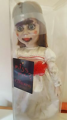 Annabelle doll conjuring