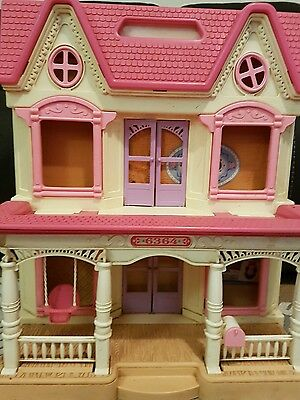 FISHER PRICE LOVING FAMILY 6364 DOLL HOUSE  - Used
