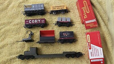 Triang hornby oo gauge jub lot wagons all useable condition