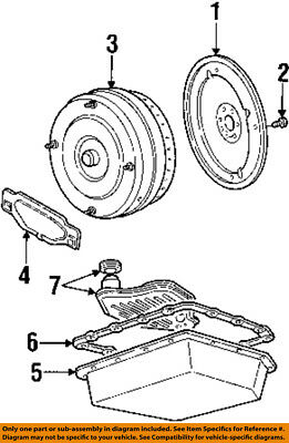 2000 ford expedition torque converter
