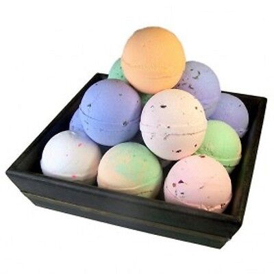 Large Jumbo Bath Bombs 180g UK Handmade 19 Scents