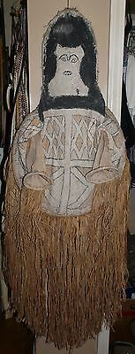 Kobeau Amazon Indian Body Costume - Rio Vaupes, Columbia