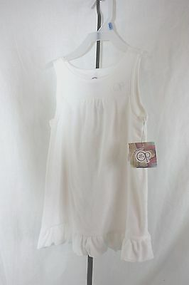 Cover UP OP WhiteGirls Terry Swimsuit Bikini Cover Up Size 24 Months NWT