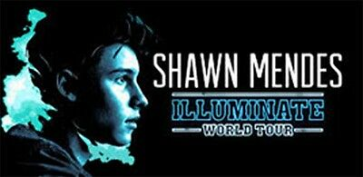 Shawn Mendes Illuminate Concert Tickets Bell Centre Montreal 8/14/17