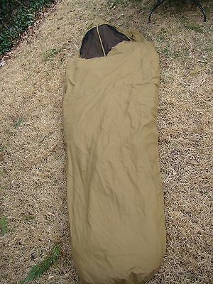 USMC Coyote Brown 3 season Improved Bivy cover  - good condition