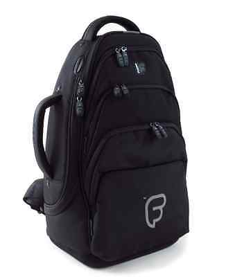 Fusion F1 Flugelhorn Black - Gig Bag Backpack Inner Sleeve Rugged Comfortable
