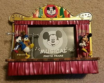 Mickey Mouse Club Musical Photo Frame