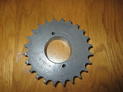 40H24  40 Chain Sprocket 24 Teeth New Lot of 5