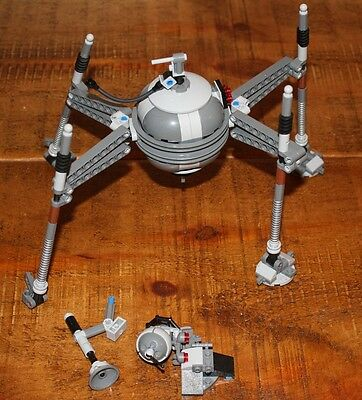 Lego 75016 Star Wars Homing Spider   Parts  Not Complete