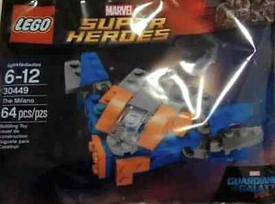 LEGO Marvel Super Heroes The Milano Polybag #30449 New in Bag - In Hand
