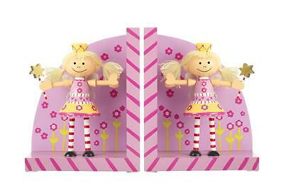 NEW Orange Tree Toys - Fairy - Wooden Bookends