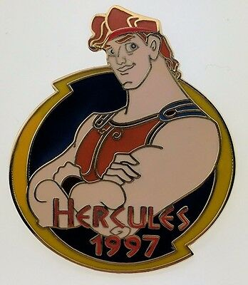 Disney Countdown to the Millennium 19 of 101 Hercules Pin 719 Movie Trading