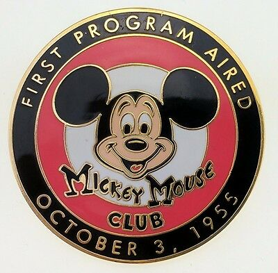 Disney Countdown to the Millennium 91 of 101 Mickey Mouse Club Aired Pin 685