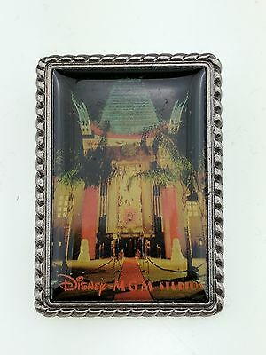 Disney WDW MGM Postcard Trading Pin 4002 LE Chinese Theater