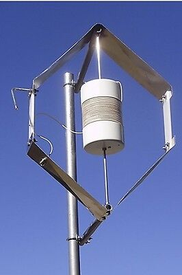 Isotron ISO-40 - 40m - Amateur Radio Antenna - Dipole Performance, Stealthy Size