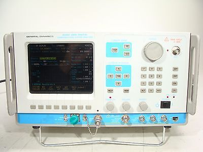 General Dynamics R2660D IDEN Digital Communications Analyzer / Service Monitor