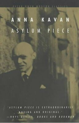 Asylum Piece by Anna Kavan New Paperback Book