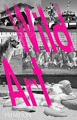 Wild Art by Carrier  David Hardback New  Book