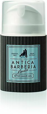 ANTICA BARBERIA MONDIAL AFTER SHAVE GEL Original Talc 50ml -beruhigend- ITALY