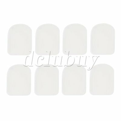 8 Mouthpiece patches cushions Clarinet Sax Transparent