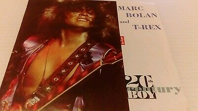 Marc Bolan And T Rex - 20th Century Boy 1991 mark501 vinyl single
