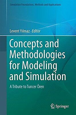 Concepts and Methodologies for Modeling and Simulation New Hardback Book